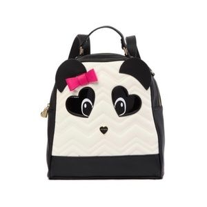 Betsey Johnson Kitsch Backpack NWT